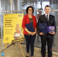 Kamil Szylar laureatem ogólnopolskiego konkursu