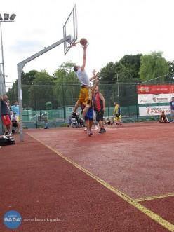 Krakowianie wygrywają MOSiR Łańcut Streetball Challenge