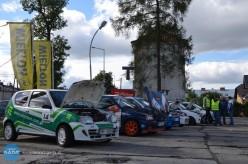 Wystawa pojazdów Klubu Motorowego