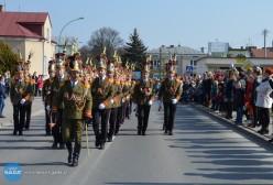 Parada straży grobowej