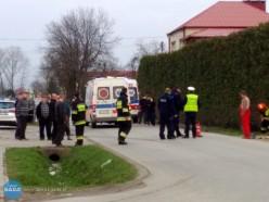 Policja poszukuje świadków śmiertelnego wypadku wBudach Łańcuckich