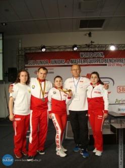 Z Litwy przywiozą kolejne medale MŚ