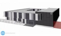 Budowa nowej siedziby Komendy Policji