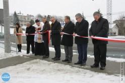 Otwarto most