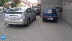 No to zaparkowali