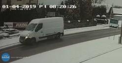Kierowca renault poszukiwany