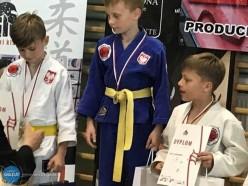 Medale dla judoków