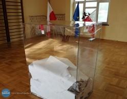 Frekwencja wyborcza ponad 60%
