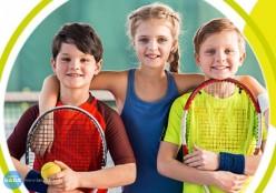 Szkoły walczą osprzęt do tenisa