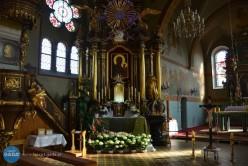 Groby Pańskie wkościołach