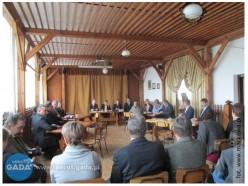 Pierwsza sesja Rady Gminy Markowa