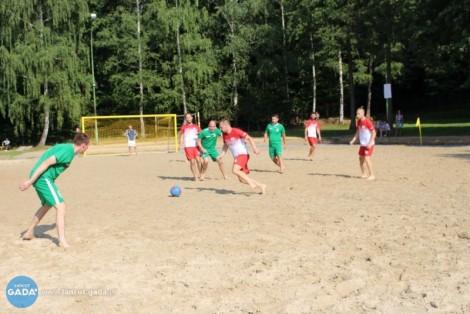 Mistrzostw Podkarpacia wBeach Soccerze