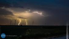 Burza nad Markową