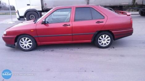 Sprzedam Seata Toledo 1.8 benzyna+gaz,1995r,jeden właściciel w kraju