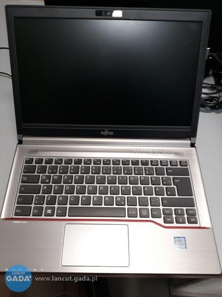 "Laptop Fujitsu 14"" E746 i5-6200 Ram-8Gb/Hdd 240Gb SSD Matowa matryca. Oferta od Firmy"