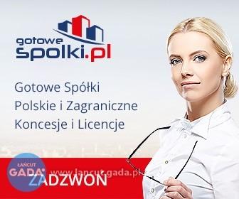Sprzedaż - Gotowe Spółki Polskie i Zagraniczne ze stażem i bez