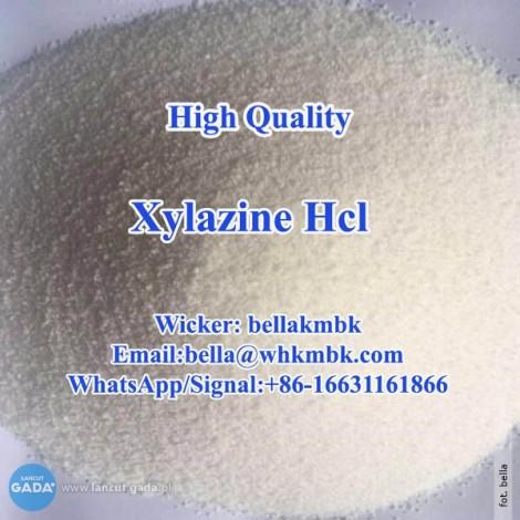 Buy Xylazine cas 7361-61-7 xylazine cas 23076-35-9 powder