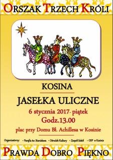 Orszak Trzech Króli - Jasełka Uliczne