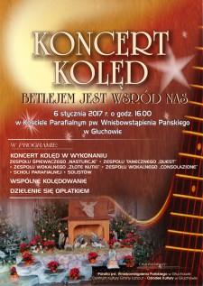 Koncert Kolęd - Głuchów