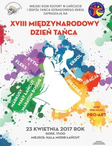 XVIII Międzynarodowy Dzień Tańca