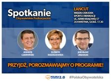 Spotkanie Obywatelskie zparlamentarzystami PO RP