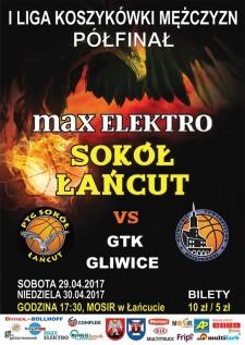 max elektro Sokół Łańcut - GTK Gliwice