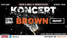 ROCK & GRILL - Koncert