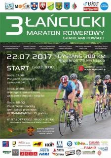 3 Łańcucki Maraton Rowerowy