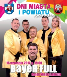 Koncert Zespołu Bayer Full