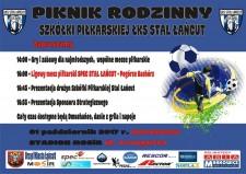 Piknik Rodziny Szkółki Piłkarskiej ŁKS Stal Łańcut