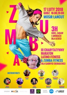 III Charytatywny Maraton Latino Fitnes iZumby