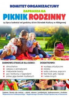 Piknik Rodzinny wAlbigowej