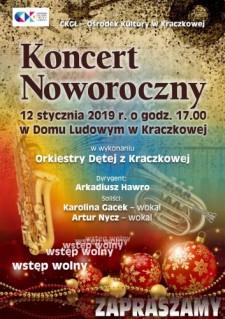 Koncert Noworoczny wKraczkowej