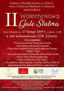 II Walentynkowa Gala Ślubna