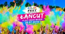 Kolor FEST - Dzień Kolorów Łańcut