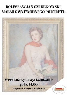 Czedekowski na 75-lecie Muzeum-Zamku wŁańcucie