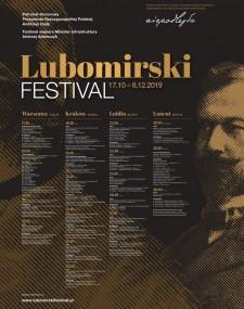 Lubomirski Festival włańcuckiej rezydencji