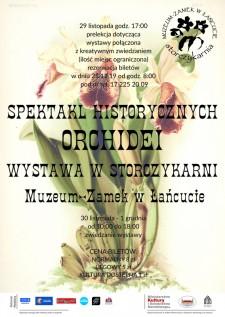 Spektakl Historycznych Orchidei