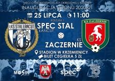 """Mecz inauguracyjny klasy """"O"""" SPEC Stal Łańcut vs. KS Zaczernie"""
