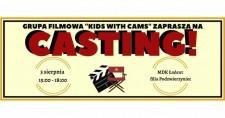 CASTING! - zrób pierwszy krok wstronę aktorstwa!