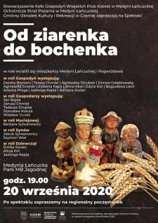 Sztuka otradycjach: Od ziarenka do bochenka