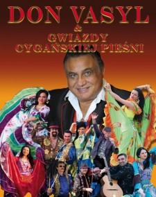 Don Vasyl iGwiazdy Cygańskiej Pieśni