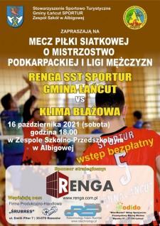 Renga SST Sportur Gmina Łańcut-Klima Błażowa