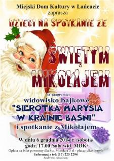 Spotkanie ze św. Mikolajem