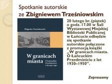 Zbigniew Trześniowski - spotkanie autorskie