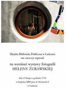 Wernisaż wystawy Heleny Żurawskiej