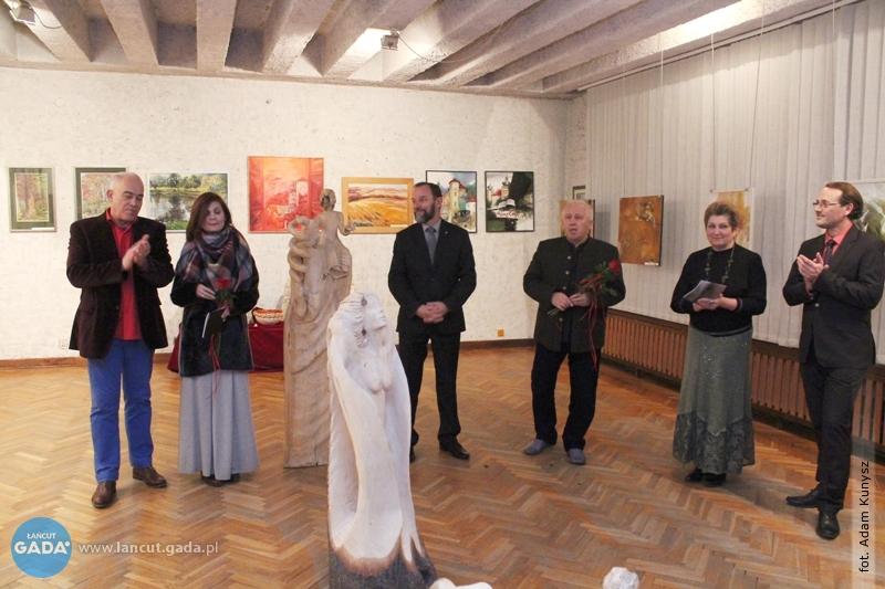 Wystawa poplenerowa Międzynarodowego Pleneru Malarsko-Rzeźbiarskiego