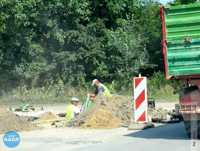 Co zremontem ul. Głuchowskiej iŁąkowej?