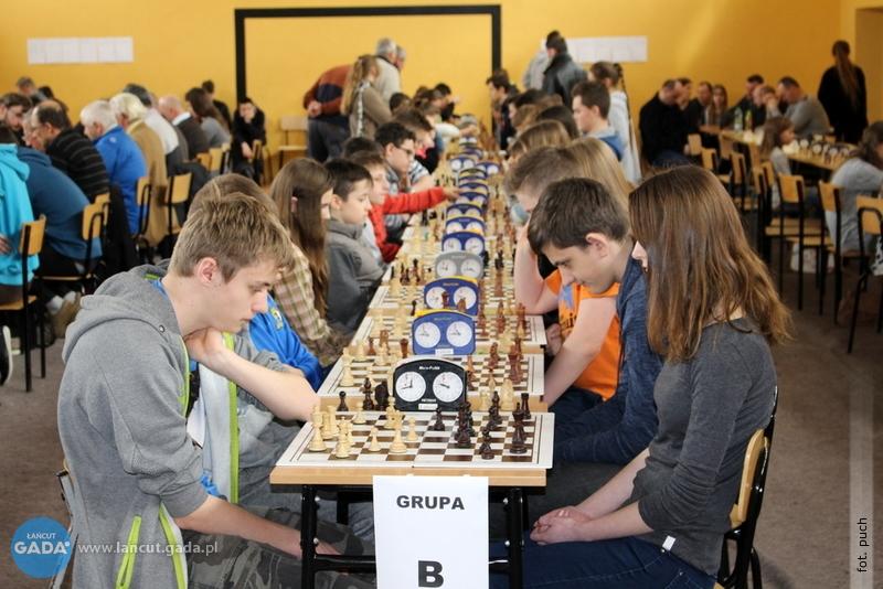 """XVI Międzynarodowy Turniej Szachowy """"Podkarpacka Szachownica"""""""