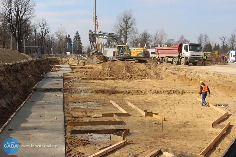 Ruszyła budowa dworca PKS wŁańcucie